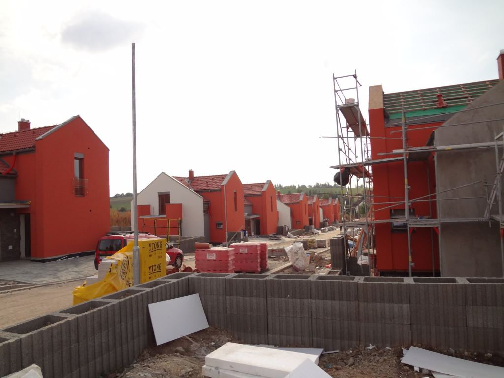 IRSTA - Novostavby, rekonstrukce